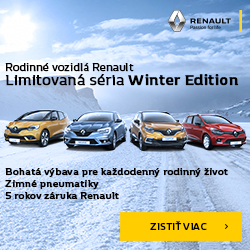 Renault Winter Edition